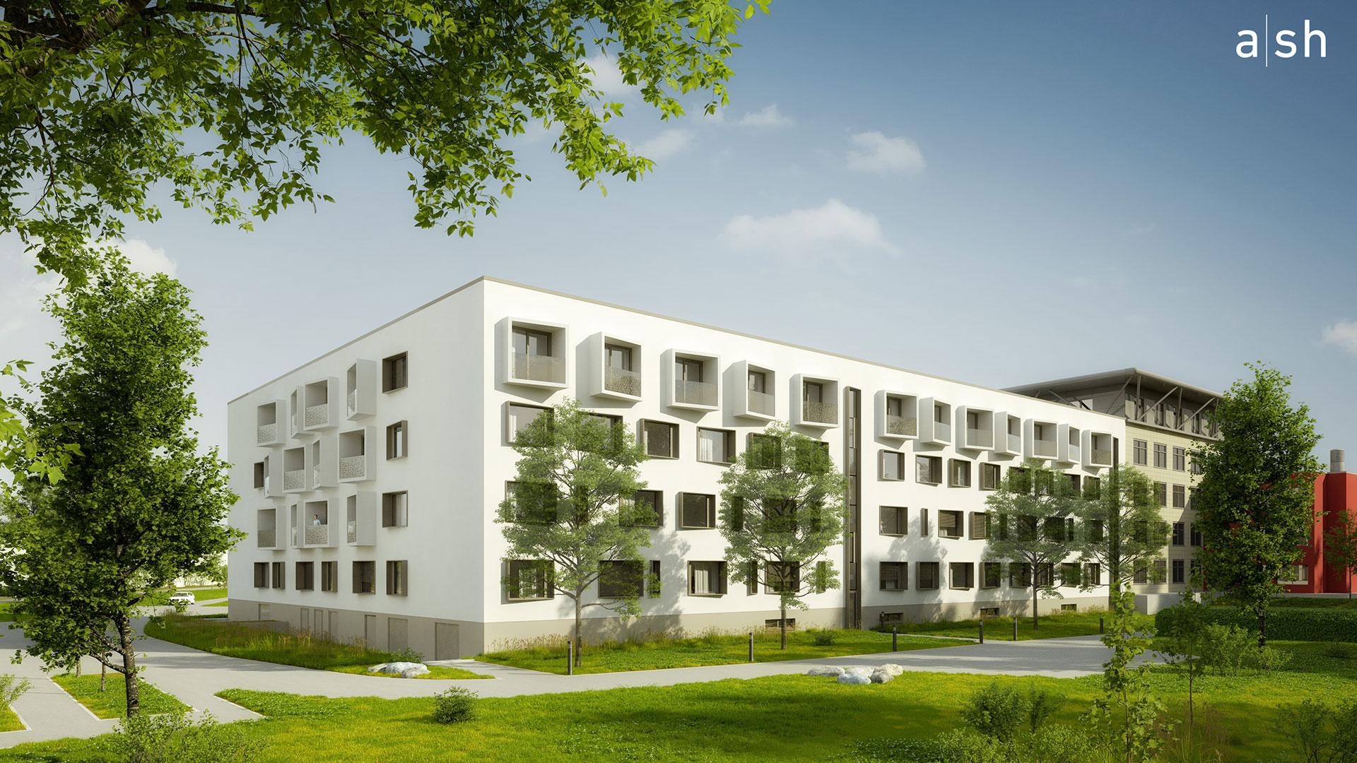 Krankenhaus ibk ingenieurb ro f r tragwerksplanung - Ingenieurburo ludwigshafen ...